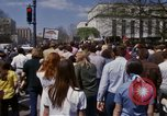 Image of protest march Washington DC USA, 1970, second 28 stock footage video 65675073318