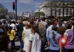 Image of protest march Washington DC USA, 1970, second 29 stock footage video 65675073318
