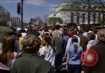 Image of protest march Washington DC USA, 1970, second 30 stock footage video 65675073318