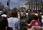 Image of protest march Washington DC USA, 1970, second 32 stock footage video 65675073318