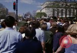 Image of protest march Washington DC USA, 1970, second 33 stock footage video 65675073318