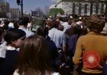 Image of protest march Washington DC USA, 1970, second 34 stock footage video 65675073318