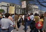 Image of protest march Washington DC USA, 1970, second 45 stock footage video 65675073318