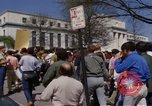 Image of protest march Washington DC USA, 1970, second 48 stock footage video 65675073318