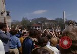 Image of protest march Washington DC USA, 1970, second 56 stock footage video 65675073318