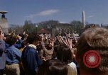 Image of protest march Washington DC USA, 1970, second 57 stock footage video 65675073318
