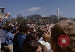 Image of protest march Washington DC USA, 1970, second 59 stock footage video 65675073318