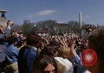 Image of protest march Washington DC USA, 1970, second 60 stock footage video 65675073318