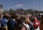 Image of protest march Washington DC USA, 1970, second 61 stock footage video 65675073318