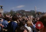 Image of protest march Washington DC USA, 1970, second 62 stock footage video 65675073318