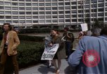 Image of Earth Day Washington DC USA, 1970, second 25 stock footage video 65675073319