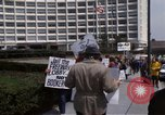Image of Earth Day Washington DC USA, 1970, second 33 stock footage video 65675073319
