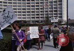 Image of Earth Day Washington DC USA, 1970, second 37 stock footage video 65675073319