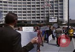 Image of Earth Day Washington DC USA, 1970, second 38 stock footage video 65675073319