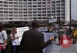 Image of Earth Day Washington DC USA, 1970, second 39 stock footage video 65675073319