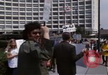 Image of Earth Day Washington DC USA, 1970, second 40 stock footage video 65675073319