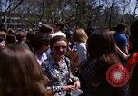 Image of Earth Day Washington DC USA, 1970, second 2 stock footage video 65675073321
