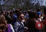 Image of Earth Day Washington DC USA, 1970, second 3 stock footage video 65675073321