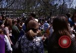 Image of Earth Day Washington DC USA, 1970, second 5 stock footage video 65675073321
