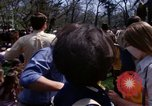 Image of Earth Day Washington DC USA, 1970, second 11 stock footage video 65675073321