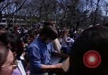 Image of Earth Day Washington DC USA, 1970, second 12 stock footage video 65675073321