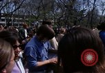 Image of Earth Day Washington DC USA, 1970, second 13 stock footage video 65675073321