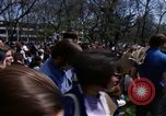 Image of Earth Day Washington DC USA, 1970, second 15 stock footage video 65675073321