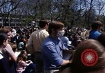 Image of Earth Day Washington DC USA, 1970, second 16 stock footage video 65675073321