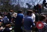 Image of Earth Day Washington DC USA, 1970, second 18 stock footage video 65675073321