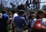 Image of Earth Day Washington DC USA, 1970, second 19 stock footage video 65675073321