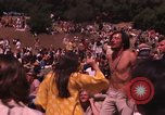 Image of Hippies dancing at a Love In Los Angeles County California USA, 1968, second 11 stock footage video 65675073325