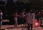 Image of Hippies dancing at a Love In Los Angeles County California USA, 1968, second 15 stock footage video 65675073325