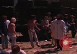 Image of Hippies dancing at a Love In Los Angeles County California USA, 1968, second 17 stock footage video 65675073325
