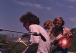 Image of Hippies dancing at a Love In Los Angeles County California USA, 1968, second 31 stock footage video 65675073325