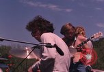 Image of Hippies dancing at a Love In Los Angeles County California USA, 1968, second 32 stock footage video 65675073325