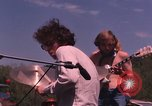 Image of Hippies dancing at a Love In Los Angeles County California USA, 1968, second 33 stock footage video 65675073325