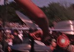 Image of Hippies dancing at a Love In Los Angeles County California USA, 1968, second 38 stock footage video 65675073325
