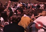 Image of Hippies dancing at a Love In Los Angeles County California USA, 1968, second 46 stock footage video 65675073325