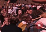 Image of Hippies dancing at a Love In Los Angeles County California USA, 1968, second 47 stock footage video 65675073325