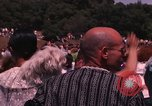 Image of Hippies dancing at a Love In Los Angeles County California USA, 1968, second 56 stock footage video 65675073325