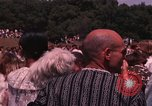 Image of Hippies dancing at a Love In Los Angeles County California USA, 1968, second 57 stock footage video 65675073325