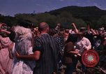 Image of Hippies dancing at a Love In Los Angeles County California USA, 1968, second 61 stock footage video 65675073325