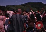 Image of Hippies dancing at a Love In Los Angeles County California USA, 1968, second 62 stock footage video 65675073325