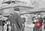 Image of memorial ceremony Germany, 1945, second 3 stock footage video 65675073347