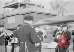 Image of memorial ceremony Germany, 1945, second 4 stock footage video 65675073347