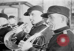 Image of memorial ceremony Germany, 1945, second 8 stock footage video 65675073347