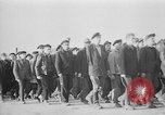 Image of memorial ceremony Germany, 1945, second 29 stock footage video 65675073347