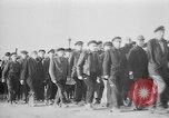 Image of memorial ceremony Germany, 1945, second 31 stock footage video 65675073347