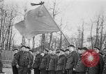 Image of memorial ceremony Germany, 1945, second 42 stock footage video 65675073347