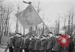 Image of memorial ceremony Germany, 1945, second 43 stock footage video 65675073347